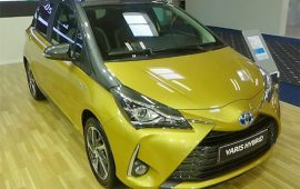 2021 Toyota Yaris Hybrid Engine Performance and Release