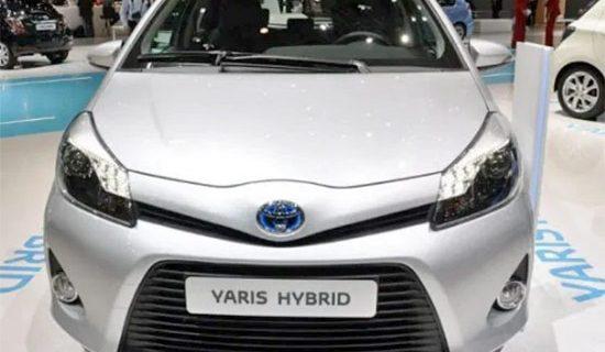 2021 Toyota Yaris Hybrid Interior Changes And Price