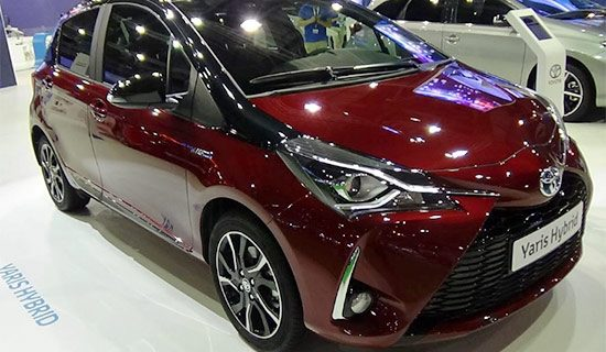 2021 Toyota Yaris Hybrid Release Date And Price