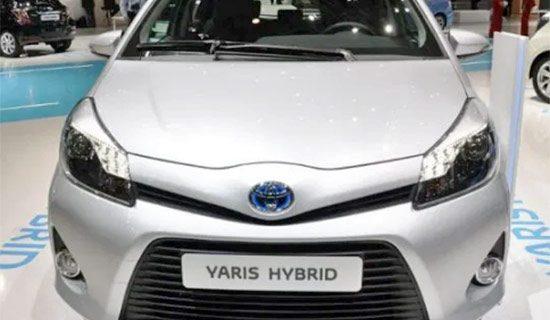 2021 Toyota Yaris Hybrid Rumors And Release Date