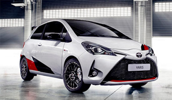 2021 toyota yaris review  exterior and performance