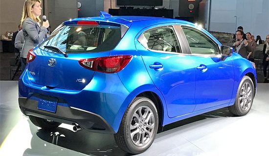 2021 Toyota Yaris Release Date And Price