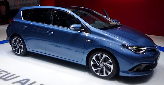 New Toyota Auris 2021 Concept And Release Date