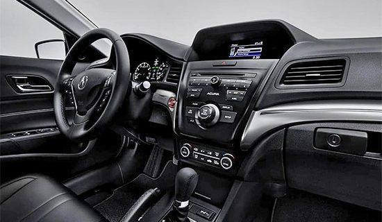 2021 Acura ILX Type S Interior