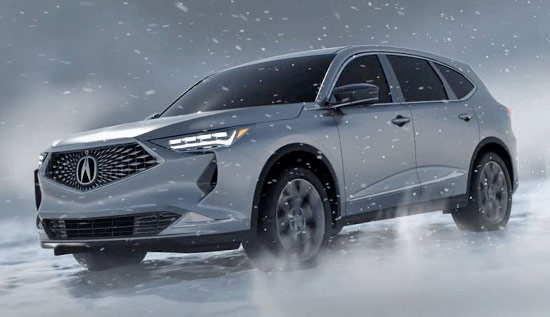 2021 Acura MDX Redesign, Review And Release Date