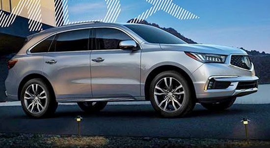 2021 Acura MDX Release Date And Price