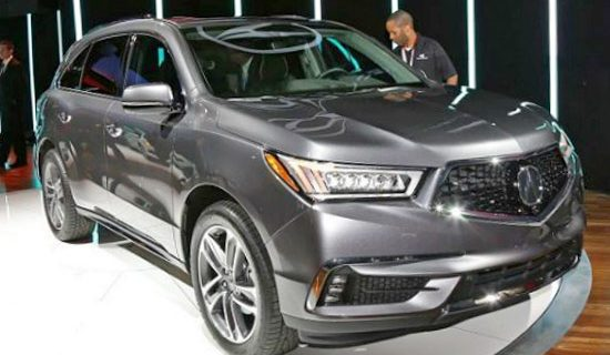 2021 Acura MDX Review And Release