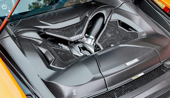 2021 Acura NSX Engine Specs (2)