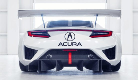 2021 Acura NSX GT3 Release Date And Price