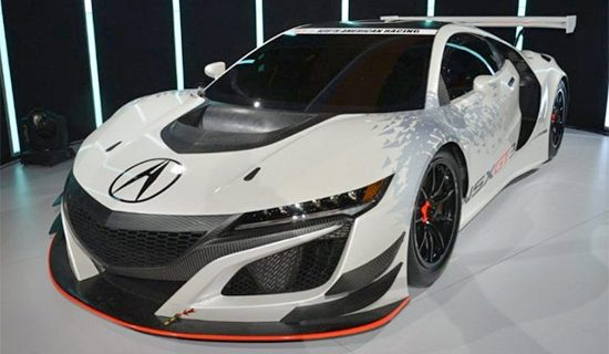 2021 Acura NSX GT3 Review And Price