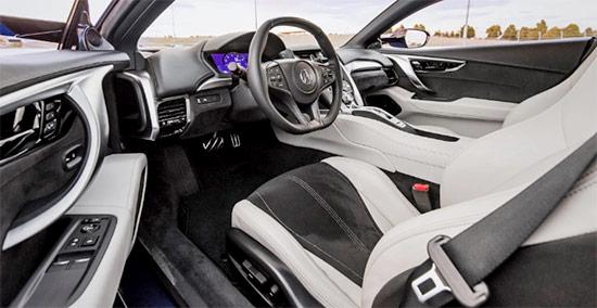 2021 Acura NSX Interior (2)