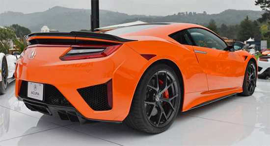 2021 Acura NSX Release Date And Price