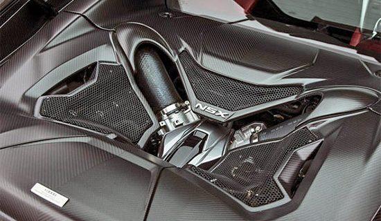 2021 Acura NSX Type R Engine