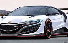 2021 Acura NSX Type-R Engine Review and Release Date