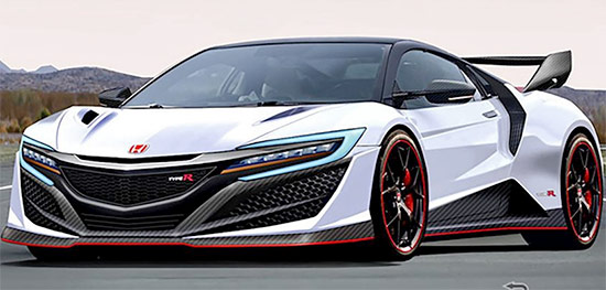 2021 acura nsx typer engine review and release date