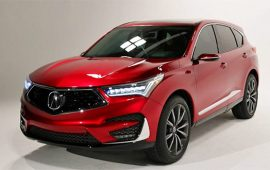 2021 Acura RDX Engine, Review and Release Date