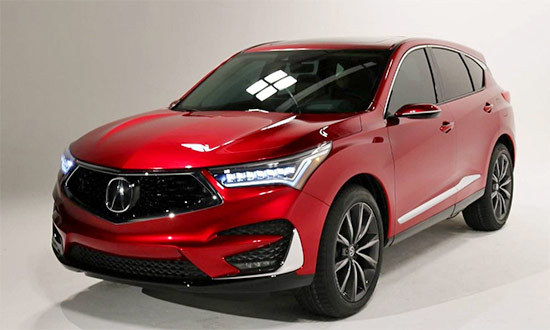 2021 acura rdx engine  review and release date