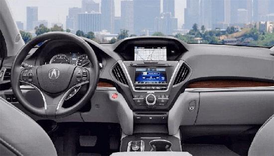 2021 Acura RDX Interior
