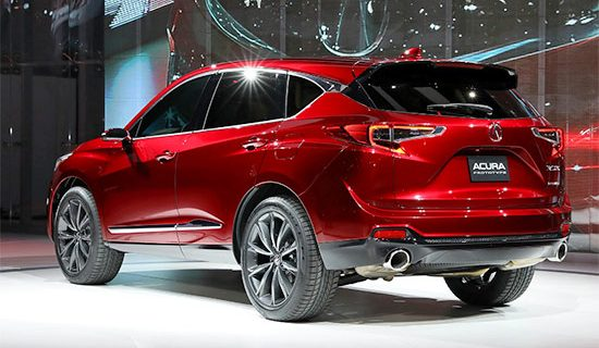 2021 Acura RDX Release Date And Price