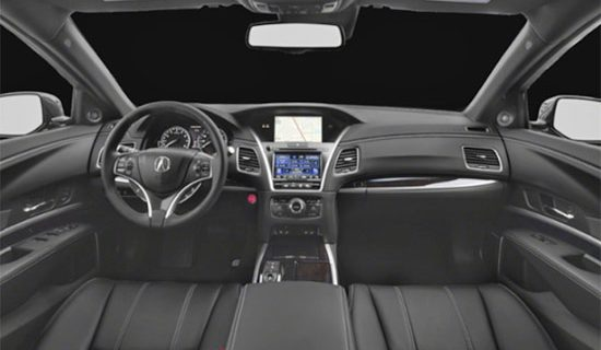 2021 Acura RLX Interior