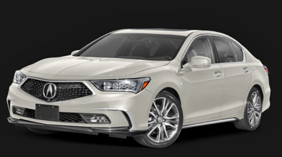 2021 Acura RLX Review And Release Date