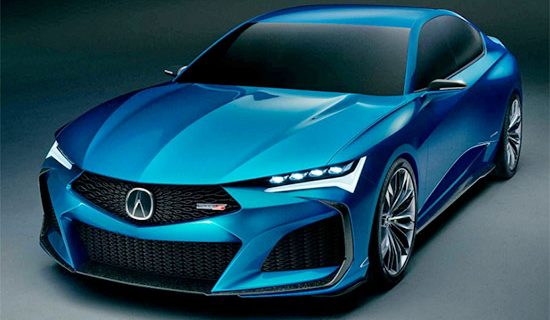 2021 Acura TLX Price, Review And Release Date