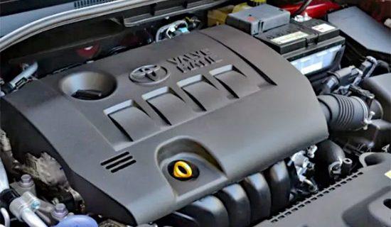 2021 Toyota C HR Engine