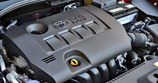 2021 Toyota C HR Engine Specs