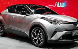 2021 Toyota C-HR Exterior and Interior