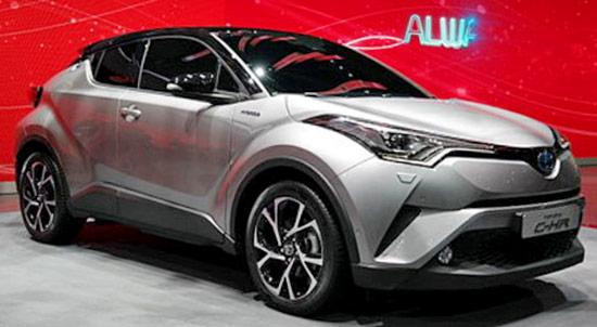 2021 Toyota C HR Exterior And Interior