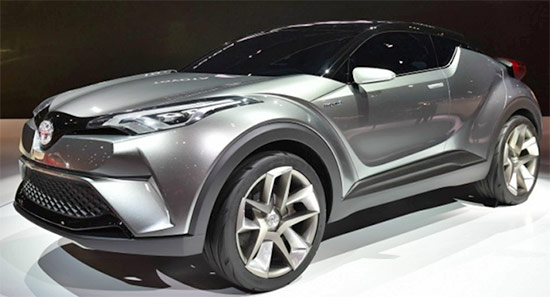 2021 Toyota C HR Redesign, Engine Specs And Release Date