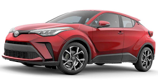 2021 Toyota C HR Redesign And Release Date