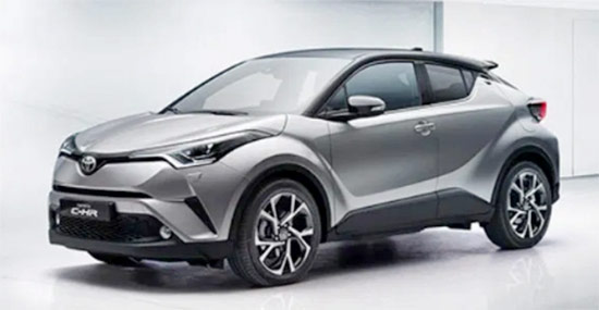 2021 Toyota C HR Release Date And Price