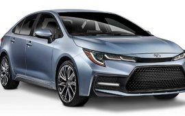 2021 Toyota Corolla Engine Specs and Exterior Design