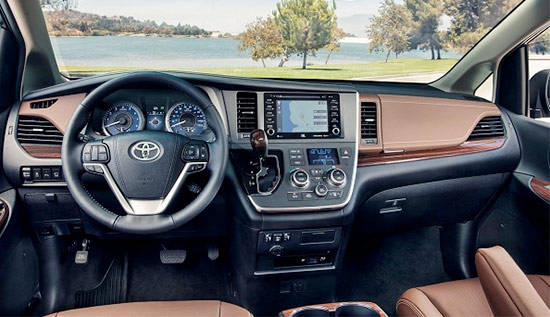 2021 Toyota Corolla Hybrid Interior