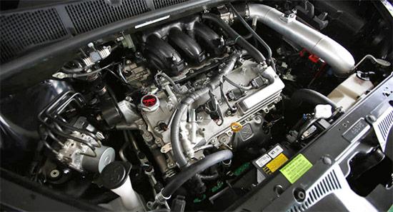 2021 Toyota Sienna Engine