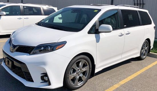 2021 Toyota Sienna Hybrid Engine And Release Date