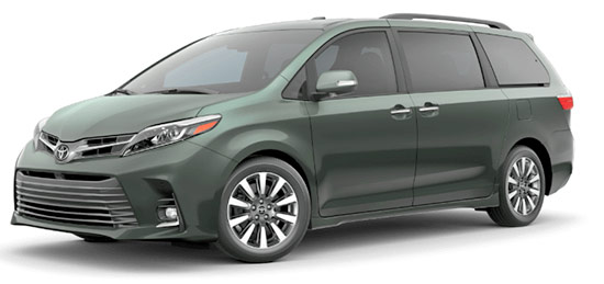 2021 Toyota Sienna Redesign And Release