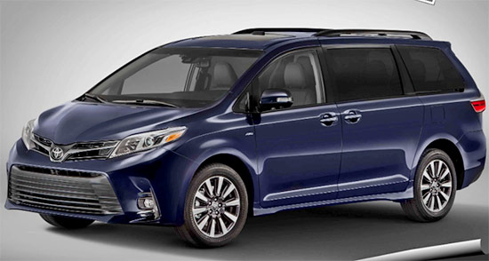 2021 Toyota Sienna Release Date And Price