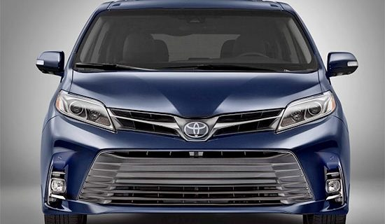 2021 Toyota Sienna Review Exterior And Release Date