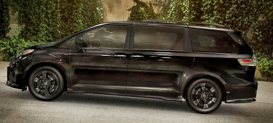 2021 Toyota Sienna Review Exterior