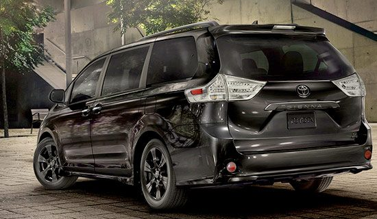 2021 Toyota Sienna Review Release Date And Price