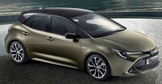 New Toyota Auris 2021 Exterior