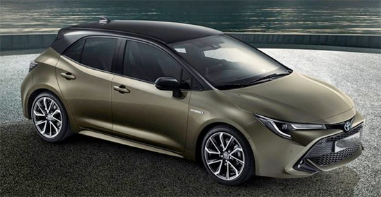 New Toyota Auris 2021 Release Date And Price