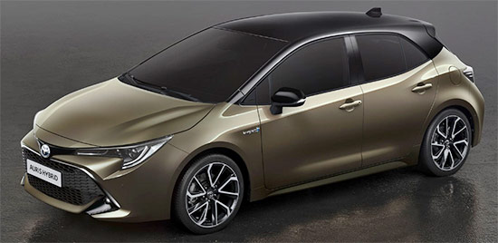 New Toyota Auris 2021 Review And Release Date