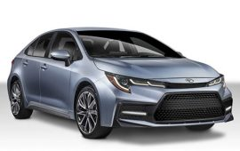 2021 Toyota Corolla Exterior Design, Engine Specs and Release